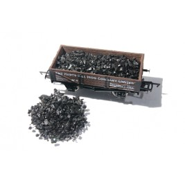 4S-000-001 OO Gauge Coal Load Kit  (Real Coal) Approx 22g