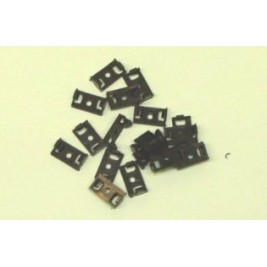 RET4 OO Gauge 20 Pairs Of Retaining Clips