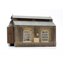 C007 Engine Shed