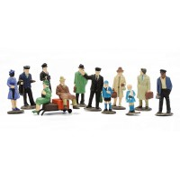 C008 Platform Figures (set of 36)