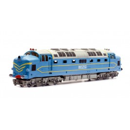 C009 Deltic Diesel Locomotive