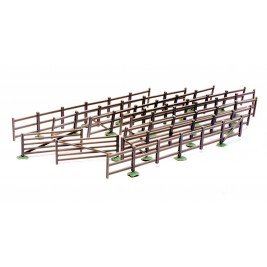 C023 Fences and Gates (8 Strips)