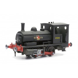 C026 0-4-0T BR Pug