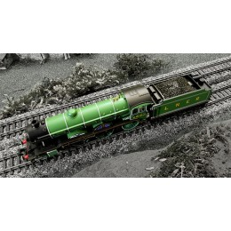 ND079F N Gauge B17 Everton