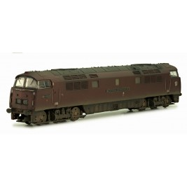 2D-003-008D N Gauge D1000  'Western Enterprise' BR Maroon Weathered DCC Fitted