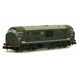 N Gauge Class 22 BR D6326  GREEN DISC HEADCODE NO WP & x6  SIX WHEEL MILK TANKER UNIGATE (SILVER)