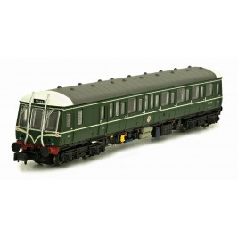 2D-015-001 N Gauge Class 122 55000  BR Green with Whiskers