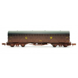 2F-023-005 N Gauge Siphon H 1424 Weathered
