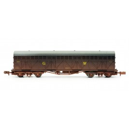 2F-023-006 N Gauge Siphon H 1430 Weathered