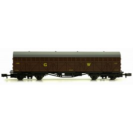 2F-023-013 N Gauge Siphon H GWR 1426 Weathered