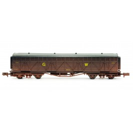 2F-024-005 N Gauge Siphon G. GWR 1447 Weathered