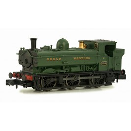 2S-007-012D  N Gauge PANNIER 5764 `Great Western' Livery DCC Fitted