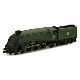 2S-008-007 N Gauge A4 Seagull 60033 Brunswick Green Early Crest