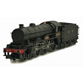 2S-020-001D N Gauge B17  Liverpool Wartime Black 2864 DCC Fitted