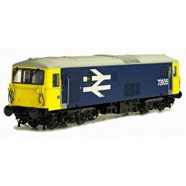4D-006-001D  OO Gauge Class 73  BR Blue Large Logo 73105 DCC Fitted