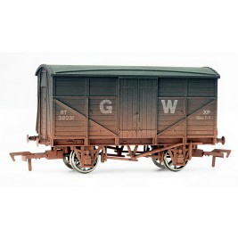 4F-015-002 OO Gauge Fruit Mex GWR 38231 Weathered