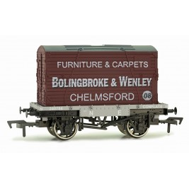 4F-037-106 OO Gauge Conflat & Container Bolingbroke