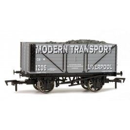 4F-080-100 OO Gauge 8 Plank Wagon  Modern Transport