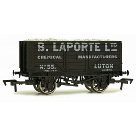 4F-080-104 OO Gauge 8 Plank Wagon  Laport Ltd