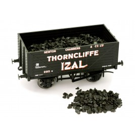 7S-000-001 O Gauge Coal Load Kit  (Real Coal) Approx 100g