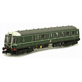 ND210C N Gauge Class 122 BR Green with Whiskers W55016 Dummy