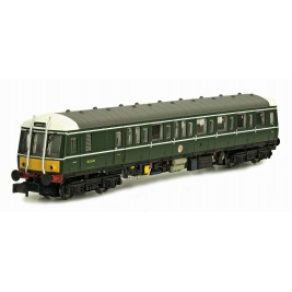 ND210D N Gauge Class 122 BR Green with SYP W55003 Dummy