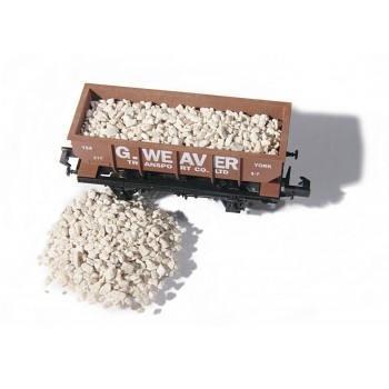 2S-000-003 N Gauge Limestone Load Kit (Real Limestone) Approx 48g