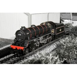 ND120E N Gauge B1 BR Lined Late Crest 61406