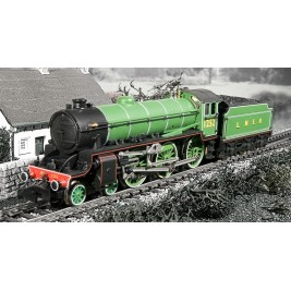 ND120G N Gauge B1 LNER Green 1252