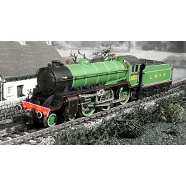 ND120H N Gauge B1 LNER Green 1225