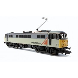 ND099P N Gauge Class 86 86606 Triple Grey Freightliner Powered