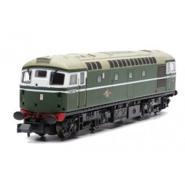 ND145H N Gauge Class 26 #D5307 BR Green with H/C discs
