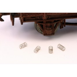 2A-000-007 (Was NSPARE7B) 4 x Spare Springs for Easi-Fit magnetic Couplers