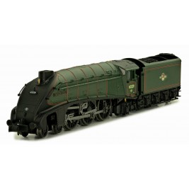 2S-008-006 N Gauge A4 Woodcock 60029 BR Green Late Crest
