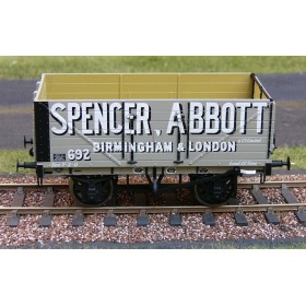 330 7 Plank Open Wagon - Spencer Abbott