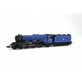 2S-011-003 A3 Flying Scotsman 60103 BR Express Blue Early Crest