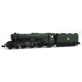 2S-011-004 A3 Flying Scotsman 60103 BR Grn E/C + 4 C & Cm Coaches LBF
