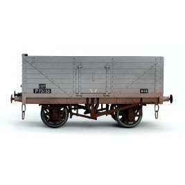 7F-071-034W O Gauge 7 Plank BR P73150 Weathered