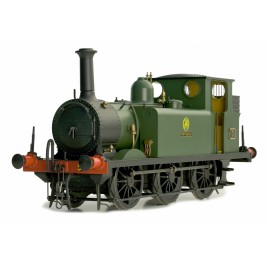 7S-010-008D Terrier A1X Portishead 5 GWR Green DCC & Sound