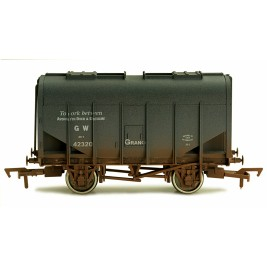 4F-036-022 OO Gauge Bulk Grain Hopper GWR Avonmouth 42320  Weathered
