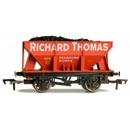4F-033-102 OO Gauge 24 Ton Steel Ore  Hopper RICHARD THOMAS