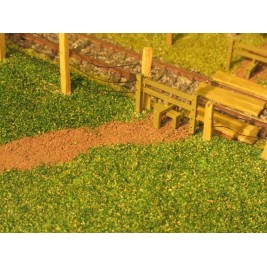 4S-000-007 Track Bed Weathering Kit STEAM