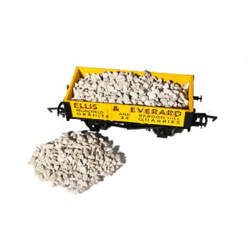 4S-000-003 OO Gauge Limestone Load Kit (Real Limestone) Approx 48g