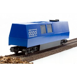 B800 OO/HO Gauge Dapol  Motorised Track Cleaner
