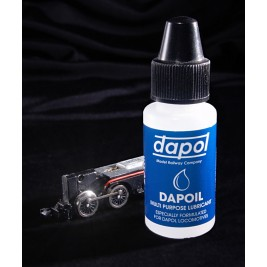 B807 Dapol Dapoil Low Viscosity Lubricant 20ml