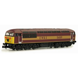 2D-004-005D N Gauge Class  56 (Doncaster Built) EWS 56089  DCC Fitted