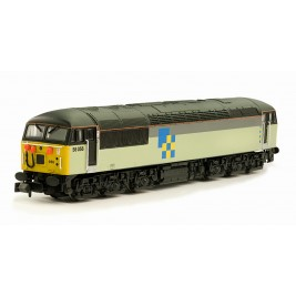 2D-004-008 N Gauge Class  56 (Doncaster Built) Construction Livery 56056