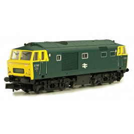 2D-018-001D  N Gauge Hymek  D7061 BR Blue FYP Powered DCC Fitted