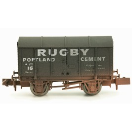 2F-013-020 N Gauge GPV Rugby Cement No 16 Weathered