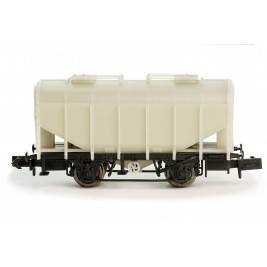 2F-036-000 N Gauge Unpainted Wagon  Bulk Grain Hopper